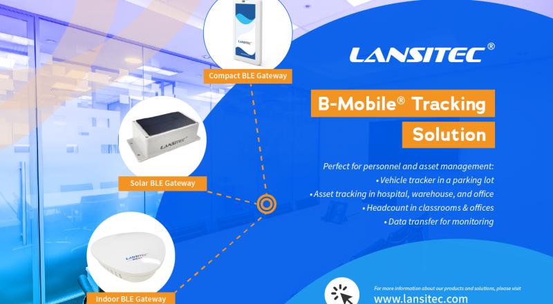 Lansitec B-Mobile Solution Introduction